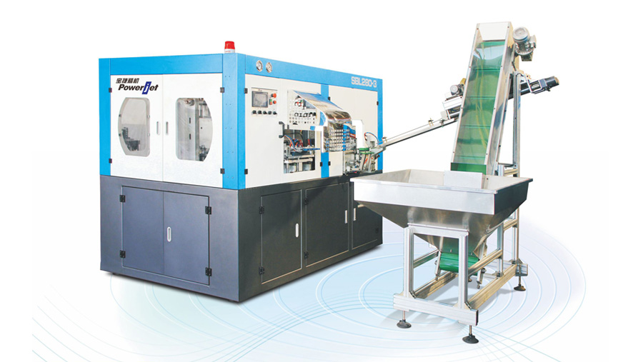 High Speed Automatic PET Stretch Blow Moulding Machines_Plastic molding machinery
