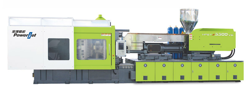 High Speed PET Preform Injection Molding System