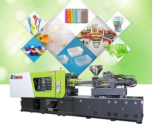 cover High Speed Thin-wall Injection Molding   Machine Brochure