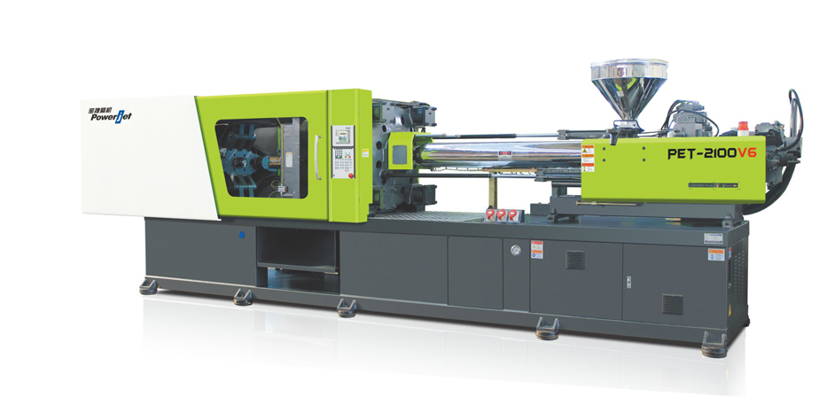 PET Preform Injection Molding Machine in China