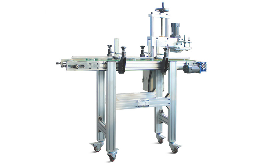 Rotary Trimming Equipment for extrusion blow molding machines