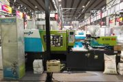 High speed injection molding machine K126-S6 preview in 120th Canton Fair in Guangzhou